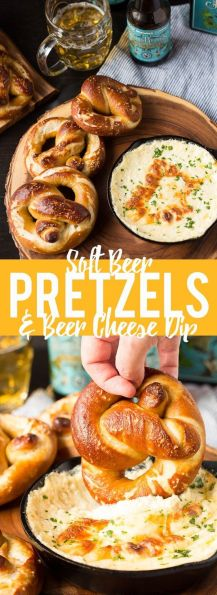 Pretzels are the food of choice in many cities for NYE.